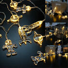 3m 20led Outer Space Fairy String Light Xms Party Home Kids Bedroom Decoration
