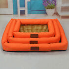 Cooling Pet Bed Cage Cushion Non-Toxic House Indoor Kennel Blanket Summer Dogs