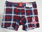 Psycho Bunny Mens Tagless Boxer Brief Nwt