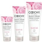 Coochy Shave Creme - Frosted Cake - 3.4 oz, 7.2 oz, 12.5 oz