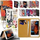 For Various Lenovo SmartPhones - Leather Wallet Card Stand Flip Case Cover