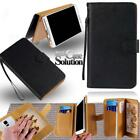 For Various HTC One SmatPhones - Leather Wallet Card Stand Flip Case Cover