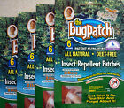 BUG PATCH 100% VIT B1 MOSI / INSECT REPEL PATCHES*6 - 60 PATCHES* YOU CHOOSE!!