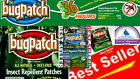MOSQUITO / INSECT REPELLENT BUG PATCHES 6,12,18,24-60 PATCHES*** CHOOSE!!
