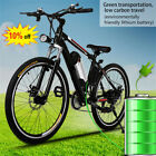 "4 Types 26"" 250W Electric Mountain Bicycle Ebike E Bike Road City 21 Speed Best"