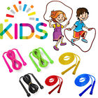 Kids skipping Rope Junior Training Nylon Professional Gym Weight Fitness Exercis