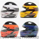 Pyrotect Pro-Airflow Auto Racing Helmet Snell SA2015 - Rebel Graphic