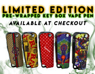 Stanky-Atom-Lokee -Key Fob *Vape1-Pen-Battery 510 Thread -Li