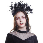 Womens Feather Headband Hairband Costume Party Head Band Headpieces Fascinators