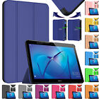 New Leather Smart Flip Case Stand Cover For Tablet Huawei MediaPad T3 10