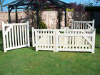 Wooden Driveway Pair of Gates 3ft high.