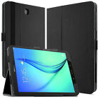 "Leather Case Flip Stand Cover Book For Samsung Galaxy Tab A 9.7"" SM-T550 SM-T555"