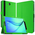"""Leather Case Flip Stand Cover Book For Samsung Galaxy Tab A 9.7"""" SM-T550 SM-T555"""