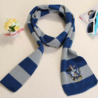 Harry Potter Ravenclaw Robe Cloak Scarf Tie Adult Kids Cosplay Costume Cape NICE