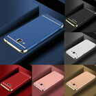 For Samsung Galaxy J7 Neo / J7 Core 2017 Electroplate Slim Hard Back Case Cover