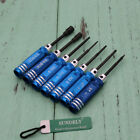 7x Long Hex Screw Driver Tool Kit Socket Set For RC Helicopter Model Car Plane