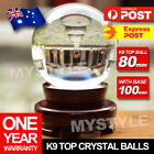 Clear K9 Crystal Photography Lens Ball Photo Prop Background Home Decor Gift Oz