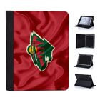 Minnesota Wild Fans Case For iPad Mini 2 3 4 Air 1 Pro 9.7 10.5 12.9 2017 2018 $18.99 USD on eBay