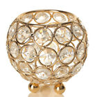 Crystal Bling Candlestick Ball Candle Holder Wedding Party Banquet Tabletop Deco