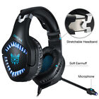 PS4 Gaming Headset PC Stereo Headphones with Mic LED for New Xbox One Laptop