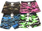 Lot of 6,12 Boxers Military Child de 2 à 16 years old colors assorted