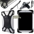 Universal Shockproof Silicone Stand Bumper Cover Case For Various Tablet + Pen