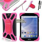 "Tablet Shockproof Silicone Stand Cover Case For Various 7"" 8"" 10"" Acer Iconia"