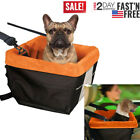 Pet Car Seat Carrier Dog Lookout Booster Seat Trucks SUV Pet Safe Carriers Bag