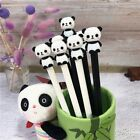 2PCS Cute Kawaii Office School Stationery Supplies Black Cat Gel Ink Pen 0.5mm