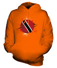 TRINIDAD AND TOBAGO FOOTBALL UNISEX HOODIE TOP GIFT WORLD CUP SPORT