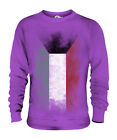 KUWAIT FADED FLAG UNISEX SWEATER TOP AL-KUWAYT FOOTBALL KUWAITI GIFT SHIRT