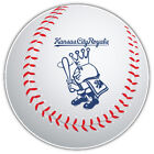 Kansas City Royals MLB Man Logo Ball Car Bumper Sticker Decal- 9'', 12'' or 14'' on Ebay