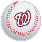 Washington Nationals MLB Symbol Logo Ball Car Bumper Sticker - 9'', 12'' or 14'' on Ebay