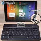 "For 10"" 11.6"" Nextbook Ares / Flexx Tablet Wireless Bluetooth Keyboard + Stand"