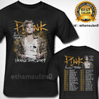 PINK Singer BEAUTIFUL TRAUMA TOUR 2019 T shirt S to 3XL MEN'S  image