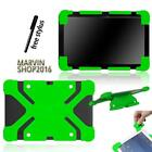 "Fit Various 10"" Nextbook Tablet - Shockproof Silicone Stand Cover Case + Stylus"