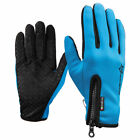 RockBros Winter Cycling Full Finger Gloves Thermal Warm Touch Screen Gloves