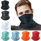 Cooling Neck Gaiter Tube Scarf Face Mask Motorcycle Cycling Hunting Bandana Bike