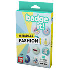 Badge It! by Bandai Badges Maker Starter Pack with Accessories and Refill Packs