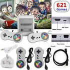 Super HDMI AV Built-in 621 Retro TV Game Console 8 Bit Classic 2 Controllers