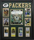 Green Bay Packers Super Bowl Championship 20x24 Black frame or mat favre rodgers on eBay