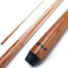 "36""/42""/48""/58"" 1-Piece Canadian Hardwood Maple Billiard Pool Cue Stick $39.99 AUD on eBay"