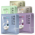 Deep Moisture Whitening Acne Silk Face Mask Essence Facial Sheet Pack Beauty /A