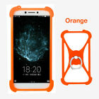 For Doogee/Doro/Cubot/Maze -New Silicone Case Cover Skin Ring Holder Shockproof