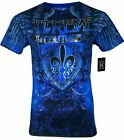 XTREME COUTURE by AFFLICTION Men T-Shirt COBU SMITHSONIAN Biker MMA UFC S-4X $40 image