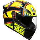 AGV K-1 Soleluna 2015 Mens Street Riding DOT Road Racing Motorcycle Helmets
