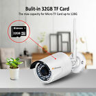 1080P HD Wireless Camera WiFi IP Home Webcam Security Surveillance Audio Camera
