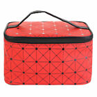 US Large Make Up Storage Bag Nail Tech Cosmetic Box Jewellery Vanity Travel Case