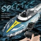 JJRC S4 Rc Boat Ghost With Camera 2.4G 25km/h RC Boat 720P HD Camera WIFI FPV