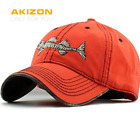 Fishing Baseball Cap Mens Hats Fishing Hat Adjustable Cap Cotton Hat for Men